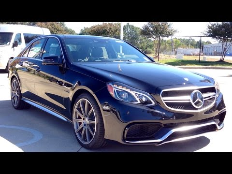 2015 Mercedes Benz E63 Amg S 4matic Full Review Start Up Exhaust