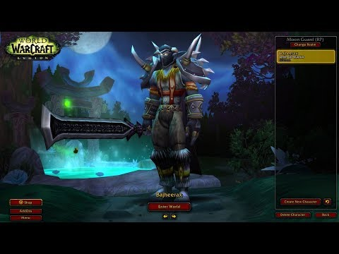 Bajheera - Level 60 Arms Warrior 21-0 Wrecking Ball BG - Project 60 WoW Warrior PvP