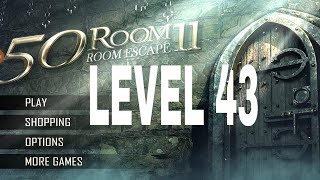 Can You Escape The 100 room 11 level 43 Walkthrough