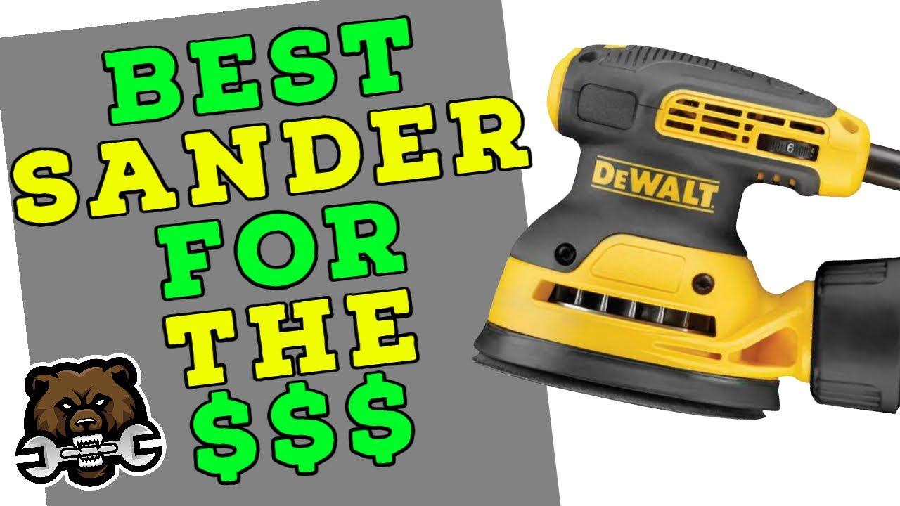 Download Best Orbital Sander for the Money! (Random Orbit Sander Buyer's Guide)