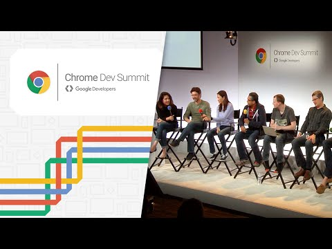 Leadership Panel (Chrome Dev Summit 2015)