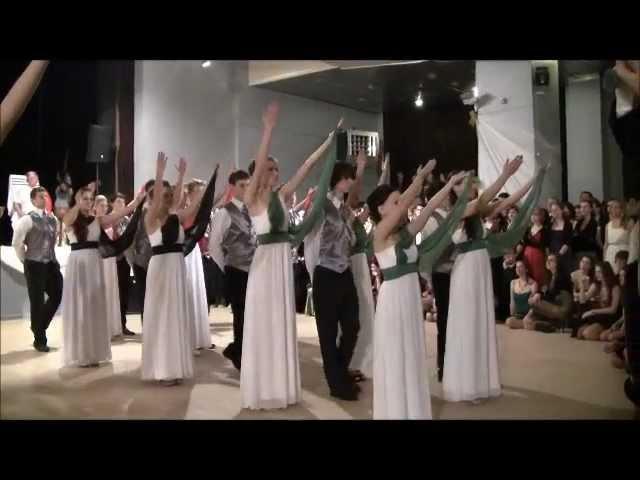 57. reprezentační ples Gymnázia Břeclav