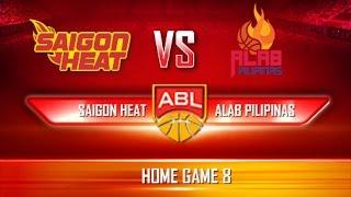 Giải Bóng rổ ABL   Game 14   Saigon Heat vs Alab Pilipinas (03.03.17)