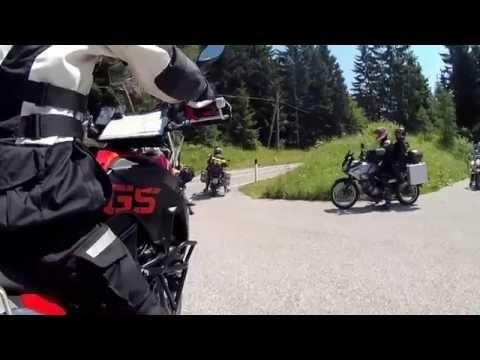 Slovenia 2015 moto adventure