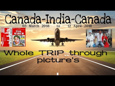 TRIP to INDIA: A journey through pictures