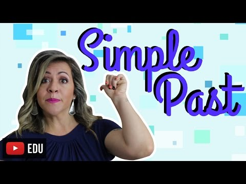 SIMPLE PAST | Passado Simples