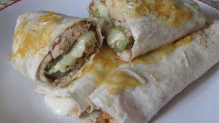 El Mejor Burrito de Chiles Relleno/The Best Chile Relleno Burrito