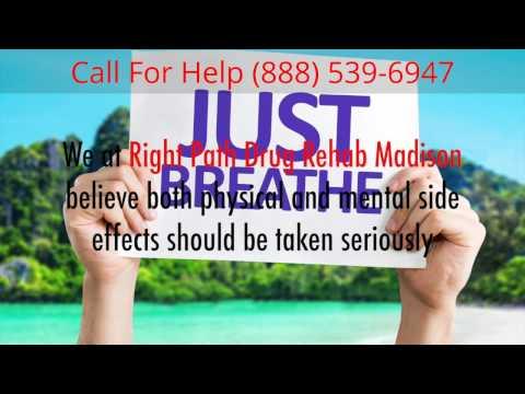 Madison WI Right Path Drug Rehab & Addiction Treatment Center (888)5396947