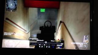 Black Ops II - Free For All 30 to 0 Score - Devious Soul 22