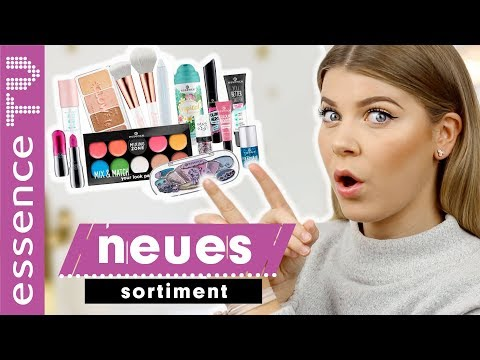 NEUES essence SORTIMENT update 2018 - sortimentsumstellung, neue drogerie produkte