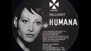 Jeff Mills-Humana