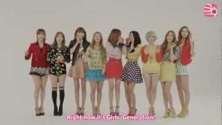 """""""I Got A Boy"""" Comeback Special Video - SNSD [2012.12.28] (en)"""