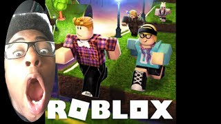 THIS IS MY FAVORITE GAME....... Roblox let's play {1}