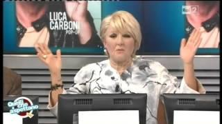 Loretta Goggi (Lucia Ocone) - Quelli che il calcio 04/10/2015