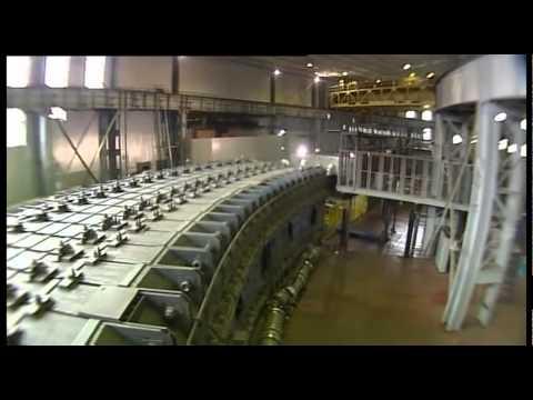 В России построят адронный коллайдер