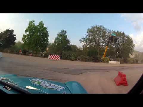 2017 Vosges Rallye Festival ES4 Champ de Mars Epinal Austin Mini Cooper S n°15