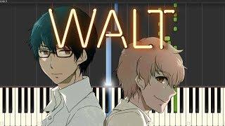 Walt Yoko Kanno Piano Tutorial Synthesia