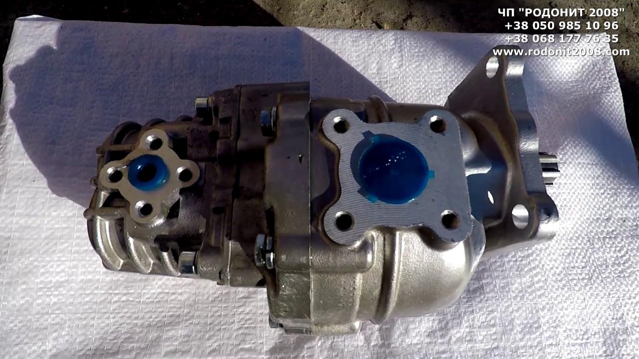 Насосы шестеренные нш10у-3 «мосгидропривод». Нш 10у. Применяется в гидросистемах рулевого управления тракторов, погрузчиков и.