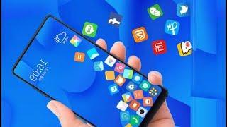Ubah Tampilan Android Jadi Keren (Rolling Icon) | Android Tutorial