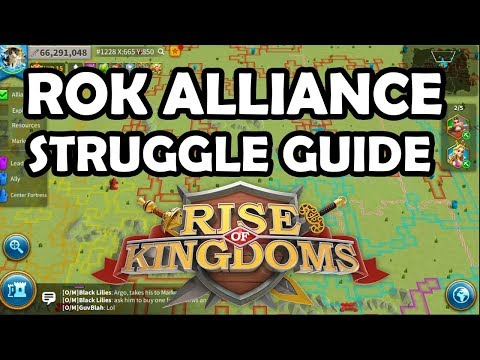 Alliance Resources and Territory Management BEST Tips and Guides | Rise of Kingdoms