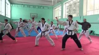 Тренировка по техническому комплексу ПХУМСЭ