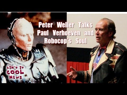 Peter Weller Talks Paul Verhoeven and Robocop's Soul