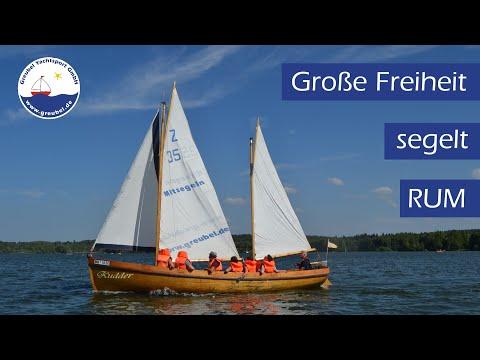Grosse Freiheit segelt RUM (23.06.-25.06.2017)