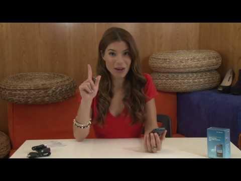 Unboxing Samsung Galaxy Ch@t con Movistar bajaryoutube com