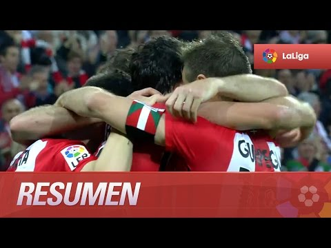Resumen: athletic –  sevilla 14-5-2016