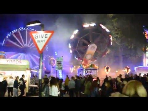 Oxford St Giles Fair 2015 Walkthrough