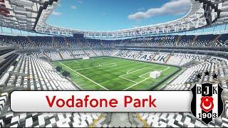 Minecraft - STADIUM - Vodafone Park (Beşiktaş JK) + DOWNLOAD [Official]