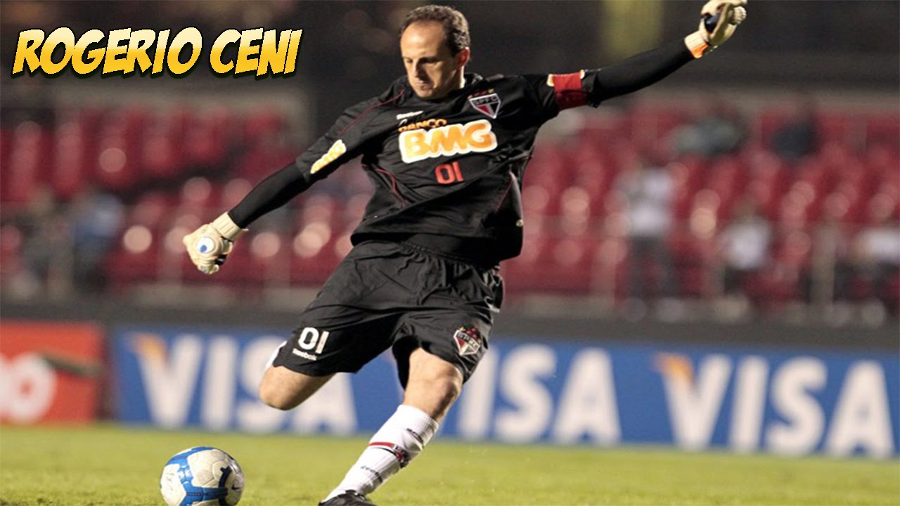 Rogério Ceni ☆Gols de Falta Dribles e Defesas☆ ○S£o Paulo