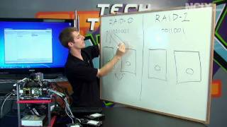 RAID 0 & RAID 1 Setup Guide (NCIX Tech Tips #77)