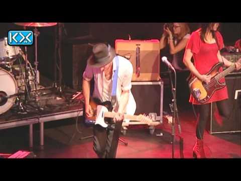 The Veils | The Letter (Live) | RJ en Rhee | KX Radio