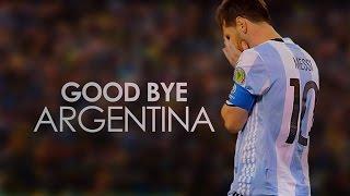 ►Lionel Messi 2016 ● LÁGRIMAS DE UN GRANDE ● Copa América Centenario - Skills & Goals ᴴᴰ