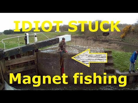 Uncle ian 39 s mega magnet fishing finds postcards from for Magnet fishing finds