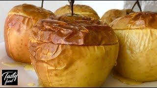 Запеченные Яблоки с Начинкой! Вкусно и Просто!!!
