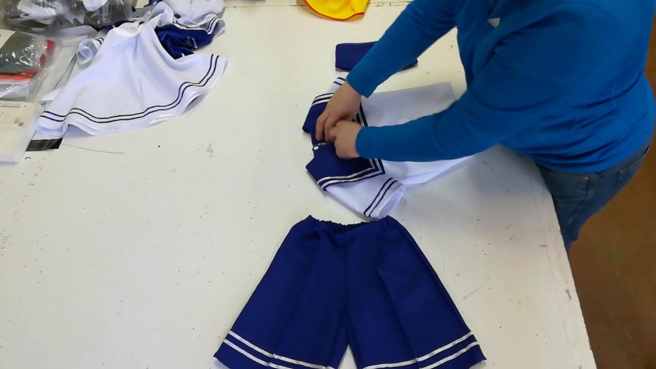 Как сделать костюм моряка своими руками фото 661