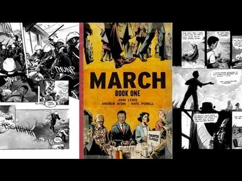 Rep. John Lewis: Using Comics to Teach Civil Rights