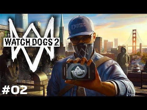 HEKKERBANDÁZÁS! // Watch Dogs 2 // #2