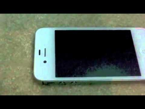 Matte iPhone 4 Screen Protector Review Verizon and AT&T