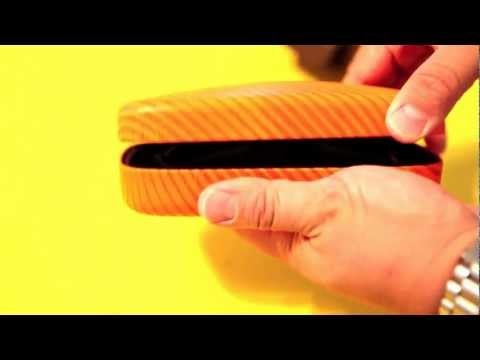 Oakley Square O Sunglass Case Unboxing