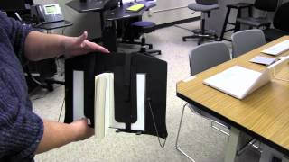 Monday Tech Tip: Book Holder