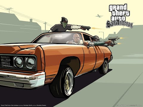 Manhas Para Gta San Andreas Ps2