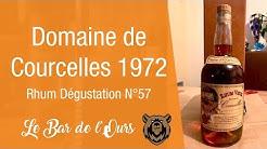 Domaine de Courcelles 1972 - Rhum dégustation N°57