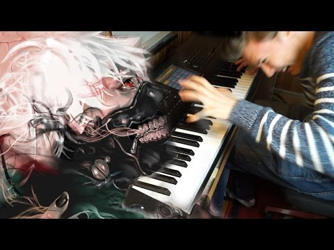 Tokyo Ghoul - Unravel (Piano)