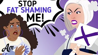 Mean Beauty Master FAT SHAMED A Young Girl In The Salon - @AmoMama