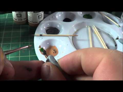 Start to finish:7 pilot painting