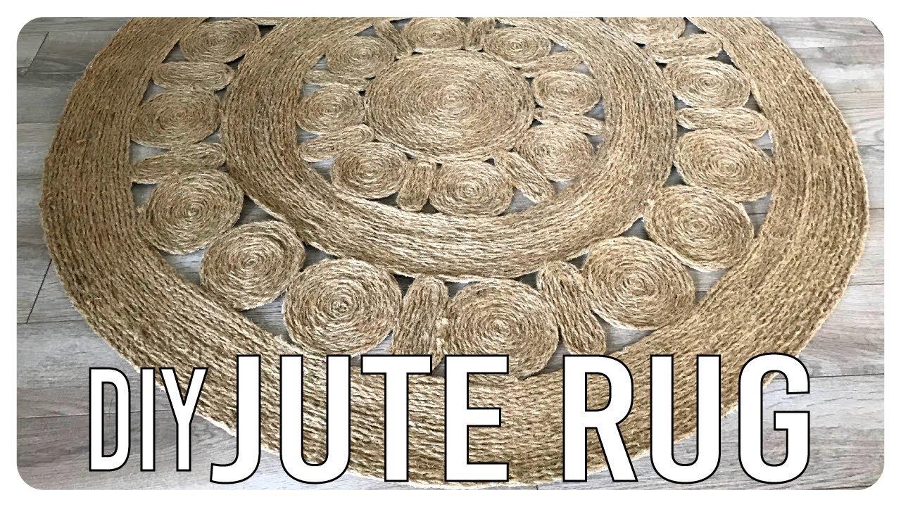 Jute Rug Diy You