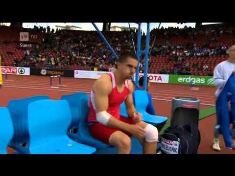 Men´s Javelin Throw Qualification European Championships Zürich, Switzerland 14.8.2014